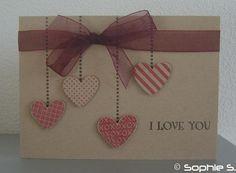 la carterie de sophie: Cartes de St Valentin