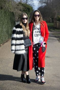 Best Outfit Ideas For Fall And Winter  How to Wear Statement Fur: Your Street StyleApprovedGuide