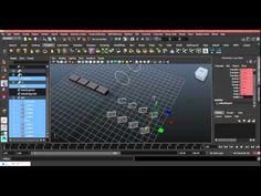 Set Driven Key/ SDK Mirror and Copy Script Autodesk Maya - YouTube
