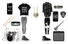 """""""Untitled #59"""" by darksoul7 ❤ liked on Polyvore featuring Converse, WithChic, ONLY and Casetify"""
