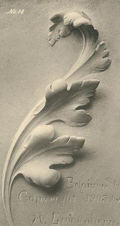 Acanthus-plate18-Belgium-lg | Flickr - Photo Sharing!