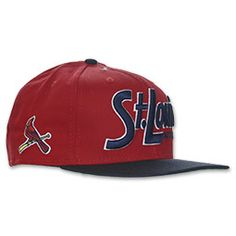 New Era MLB Retro St. Louis Cardinals Snapback Hat #FinishLine $27.99