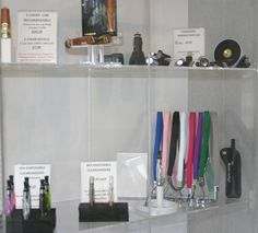 Our shop is very user friendly. We feel that shopping for an ecigarette need not be stressful. No only have we arranged our kits, mods and accessories whereby you can see exactly what you get, with specs and easy information. #burbage # hinckley #leiceste