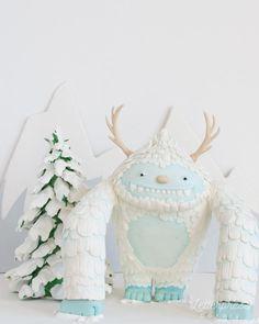 Mr. Yeti by Letterpress Bakery