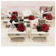 Silver Wedding Gift Wrapping, Wedding Gift Boxes, Wedding Cards, Diy Wedding, Engagement Basket, Engagement Gifts, Indian Wedding Gifts, Trousseau Packing, Wedding Preparation