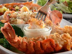 Enjoy Big And Better Shrimp Options In This Renowned Restaurant In Red Lobster