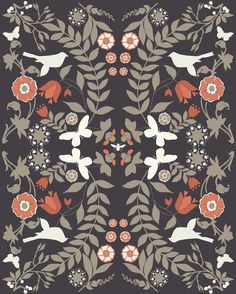 I have two large flora paintings that I would like to cover in a cool fabric like this. I'm all about making items work double and tripple duty as I don't have much storage space in my condo.