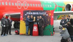 FIFA World Cup Trophy Tour Coca-Cola: video storytelling Leonardo.it