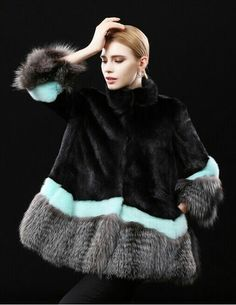 dd3e1794d33a Sweater Scarf, Fur Clothing, Fabulous Furs, Shearling Coat, Faux Fur Vests,