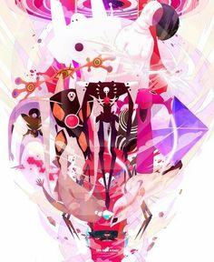 使徒!袭来! Angels in Evangelion Character Concept, Character Art, Concept Art, Character Design, Neon Genesis Evangelion, Azul Tardis, Manga Art, Anime Art, Mecha Anime