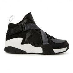 Nike Air Raid 642330-002 Sneakers — Basketball Shoes at CrookedTongues.com