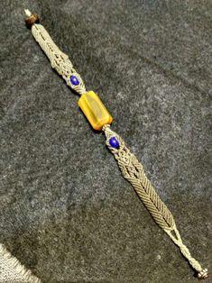 南美编绳——《呷》手链