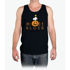 Snoopy - My First Halloween Infant Mens Tank Top