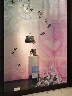 """ISETAN,SHINJUKU, Tokyo,Japan, """"Dark Princess"""", pinned by Ton van der Veer"""