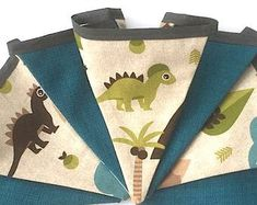 Your place to buy and sell all things handmade Safari Theme Nursery, Nursery Themes, Themed Nursery, Pink Bunting, Bunting Ideas, Teal Blue, Blue Green, Teal Highlights, Teal Fabric