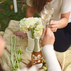 Celebrate spring with a flute of Belle Epoque Edition Premiere.  #perrierjouet #belleepoque #editionpremiere #champagne #spring  Please Drink Responsibly