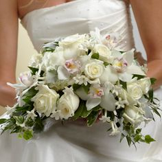 The FTD® White on White™ Bouquet http://www.amogflorist.com/product/the-ftd-white-on-white-bouquet/display
