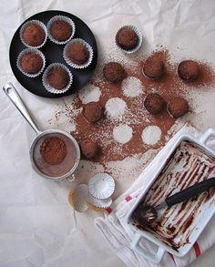 Chocolate Beer Truffles