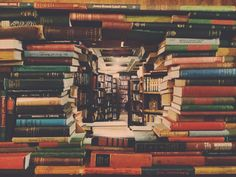 A Love Of Vintage Books | Free People Blog #freepeople