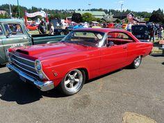 1966 Ford Fairlane...I miss my 67