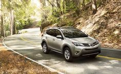 2015 Toyota RAV4 | Stylish, smart and adventurous.