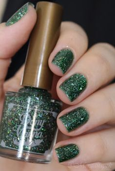 "Esmalte ""Kelly Green"" - Dany Vianna 
