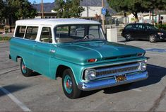 Let's post 60-66 SUBURBAN Only Pictures - The 1947 - Present Chevrolet & GMC Truck Message Board Network