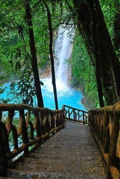 Check these Amazing Waterfalls from Around the World Images Source: Pinterest Pongua Falls, Vietnam Devils Punchbowl Waterfall, New Zealand Rio Celeste, Costa Rica   Waterfall Highway, Madeira, Portugal   Morning Sunlight, White River Falls, Oregon   Hot Springs, Costa Rica… Continue Reading →