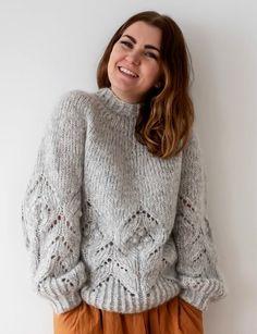 Mens Scarf Knitting Pattern, Knit Patterns, Sweater Patterns, Knitting Blogs, Baby Knitting, Knitting Magazine, Mohair Sweater, Wool Sweaters, Knit Fashion