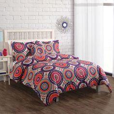 Nina Boho Decorative Pillow, Orange: Bedding : Walmart.com