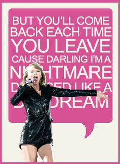 Blank Space- Taylor Swift