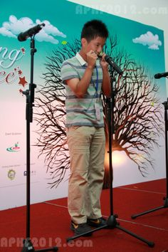 Fun Stage of 9th Asia Pacific Harmonica Festival Official website - www.aphf2012.com / www.myharmonicaworld.com Wind Turbine, Stage, Asia, Website, Fun, Hilarious
