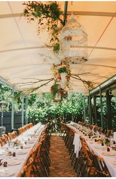Garden Party styling