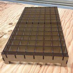 beefer tisch aus holz und beton bigmeatlove beton pinterest tisch holz und haus und garten. Black Bedroom Furniture Sets. Home Design Ideas