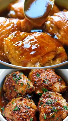 Easy Honey Garlic Chicken, Honey Garlic Sauce, Cashew Chicken, Crispy Chicken, Chicken Rice, Boneless Chicken, Rotisserie Chicken, Instant Pot Dinner Recipes, Healthy Dinner Recipes