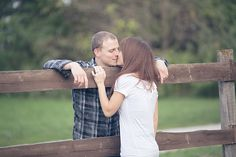 Lee's Summit Engagement Session. Jessie and Ralph.