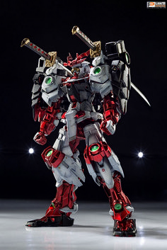 Sengoku Astray Gundam by Kingsing Lee Gundam Toys, Gundam Art, Robot Manga, Transformers, Jiu Jutsu, Astray Red Frame, Mecha Suit, Gundam Astray, Gundam Build Fighters
