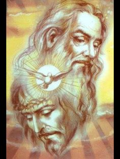 He chooses to use a feminine pronoun for God. God is tender,. Jesus Christ Images, Jesus Art, Cross Pictures, Jesus Pictures, Father Son Holy Spirit, Holy Rosary, Bride Of Christ, Jesus Is Lord, Blessed Mother