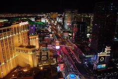 Things to do on a holiday in Vegas
