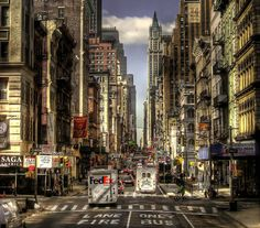 401 Broadway - 30 Incredible HDR Photos of New York City