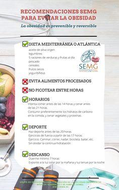 Recomendaciones del Grupo de Trabajo de Endocrinología y Nutrición de la Sociedad Española de Médicos Generales y de Familia (SEMG) Olive Oil, Group, Vegetables