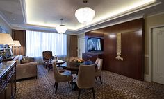 Charlotte Suite at Lotte Hotel Moscow