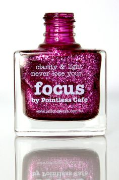 piCture pOlish FOCUS by Pointless Cafe | Pointless Cafe