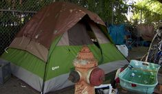 Tent Cities Full Of Homeless People Are Booming In Cities All Over America As Poverty Spikes | Zero Hedge