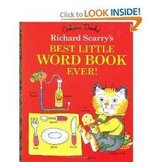 Best Little Word Book Ever (Little Golden Book)