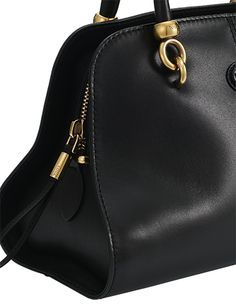 Tod's Sella Small Bowler Bag In Leather, Tod's Sella, Woman, Tod's. Tods