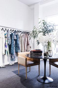 Tour This Fashion PR Agency's Refined Sydney Office via @MyDomaineAU