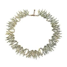 Sequoia Collar Necklace by Michael Michaud