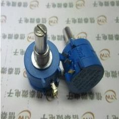 3590S-2 500Ω-50KΩ//Ohm Ajustable Precisión Multi-Turn Potenciómetro//Resistor