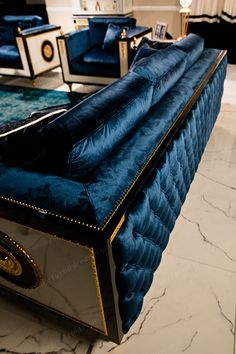 At Luxury Furniture and Lighting, our high-end luxury living room pieces originate from Europe and Spain, and roll out in a 'Russian Empire' inspired theme. Luxury Home Furniture, Luxury Homes Interior, Home Decor Furniture, Sofa Furniture, Living Room Furniture, Rustic Furniture, Living Room Decor, Furniture Design, Interior Design
